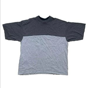 Vintage Faded Glory two tone T shirt